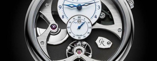 Romain Gauthier Insight Micro-Rotor Natürliches Titanium und schwarzes Titanium