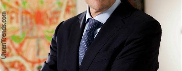 Richemont hebt CEO Position in der Hauptverwaltung Shakeup auf