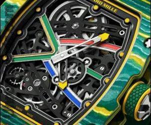Richard Mille RM 67-02 Sprint & Hochsprunguhren