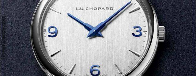 Chopard L.U.C XP Ref.-Nr.  168592-3001 Uhr Hands-On
