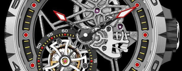 Roger Dubuis Excalibur Spinne Americas Edition Uhr