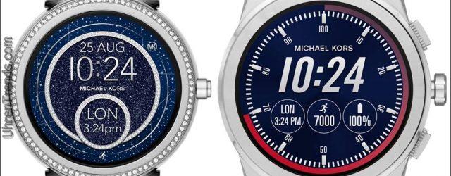 Fossil Q Explorist & Q Venture Smart Uhren