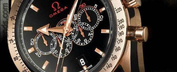 Novel Omega Olympics Speedmaster Watch ist charmant: Fünf Zähler und klassisch gestylt