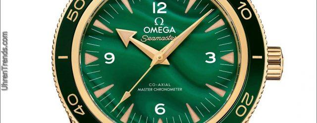Omega Seamaster 300 Malachit und Lapislazuli Uhren