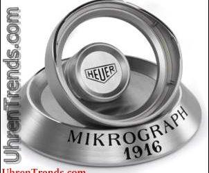 TAG Heuer Mikrograph 100. Jahrestag Chronograph Uhr für 2016