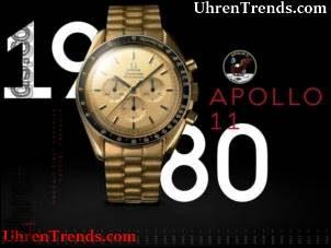 Omega startet Online-Katalog von 60 ikonischen Omega Speedmaster Moonwatches
