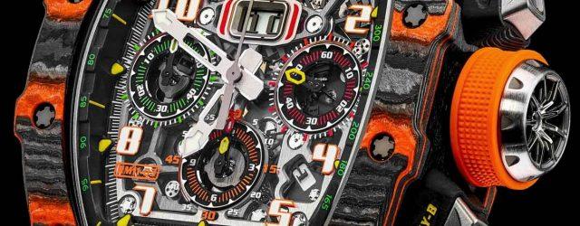Richard Mille RM 11-03 McLaren Automatischer Flyback Chronograph