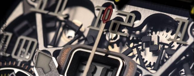 Richard Mille RM 11-03 Jean Todt 50. Jahrestag Uhr Hands-On