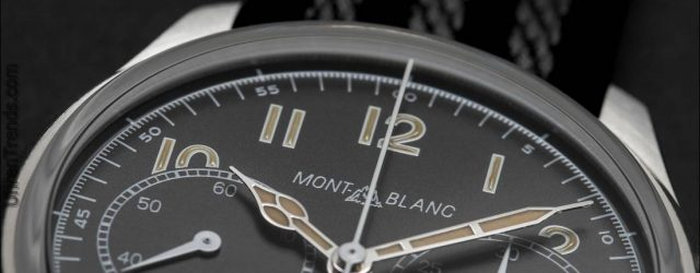 Montblanc 1858 Automatik Chronograph Hands-On
