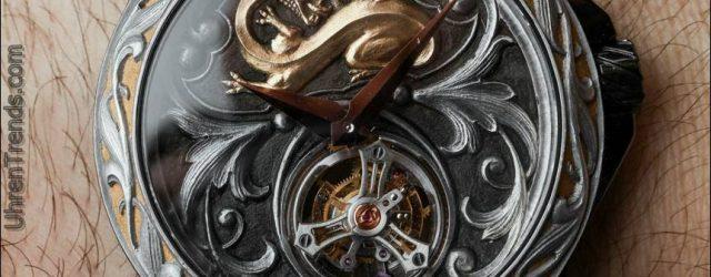 Artya Uhren für 2017 weiterhin seltsame Kunst zu feiern