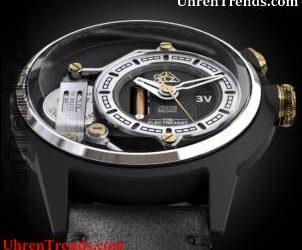 Electricianz Uhren Marke Debüt