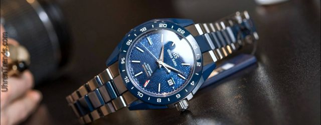 "Grand Seiko Blue Keramik Hi-Beat GMT ""Special"" Limited Edition SBGJ229-A Hands-On"