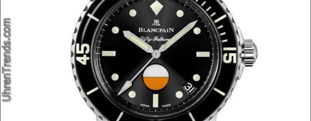Blancpain-Tribut zu Fünfzig Fathoms Mil-Spec Uhr