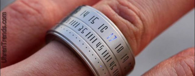 Ringuhr - oder lieber 'Ring Watch' - Review