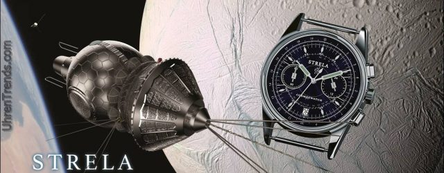 Univaque Strela Cosmoswatch Chronograph Uhr