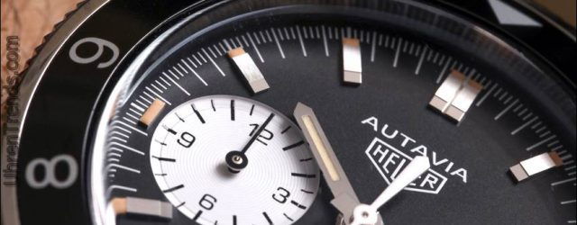 TAG Heuer Heritage Autavia Kaliber Heuer 02 Watch Review