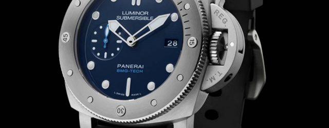Panerai Luminor Unterwasser 1950 BMG-TECH 3 Tage automatische PAM 692 Uhr