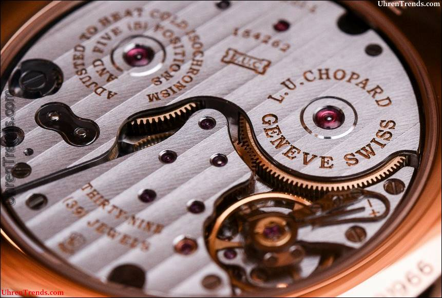 Chopard L.U.C Quattro Watch Review