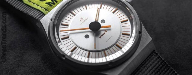 Autodromo Gruppe B Silber / Gelb Watch Review