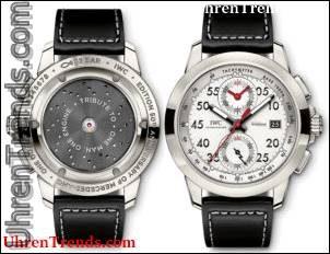 IWC Ingenieur Chronograph Sport Edition '50 Jahre Mercedes-AMG' Uhr
