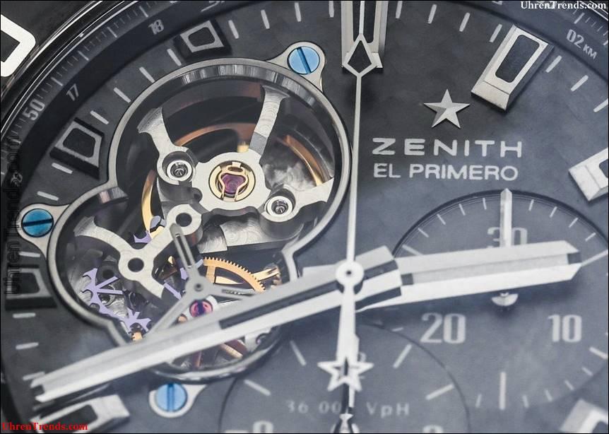 Julien Tornare wird neuer CEO von Zenith Watches