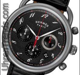 Hermès Arceau Chrono Titane Uhr