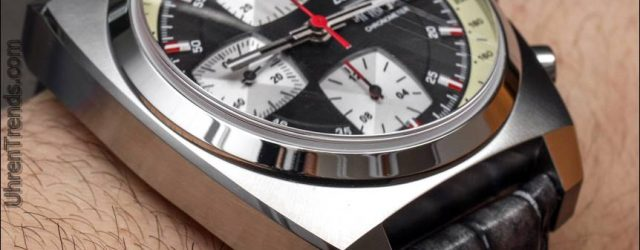 Zodiac Sea Dragon Chronograph Uhr Hands-On