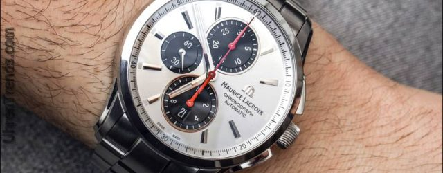 Maurice Lacroix Pontos Chronograph Uhr Hands-On
