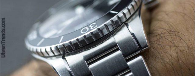 Wie und warum Monta in einer großen Weise und Monta Triumph Field Watch Review gedreht hat