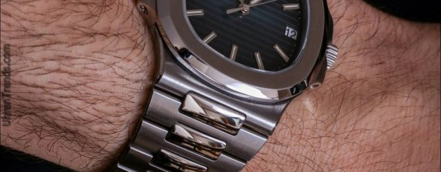 Patek Philippe Nautilus 5711 / 1A-010 Watch Review