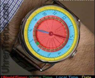 De Bethune DB25 World Traveller Uhr Hands-On