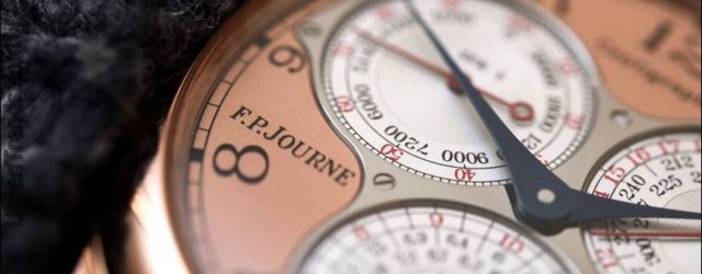 F.P.  Journe Centigraphe Souverain Uhr Hands-On