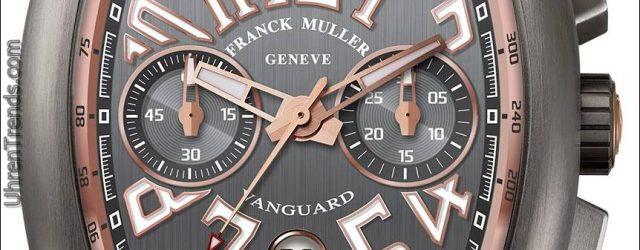 Franck Muller Vanguard Chronograph Uhr