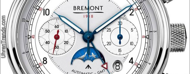 Bremont 1918 Limited Edition Chronograph GMT Uhr
