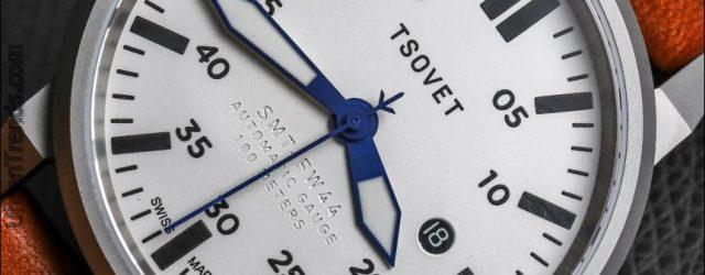 Tsovet SMT-LS47 & SMT-FW44 Uhren Bewertung
