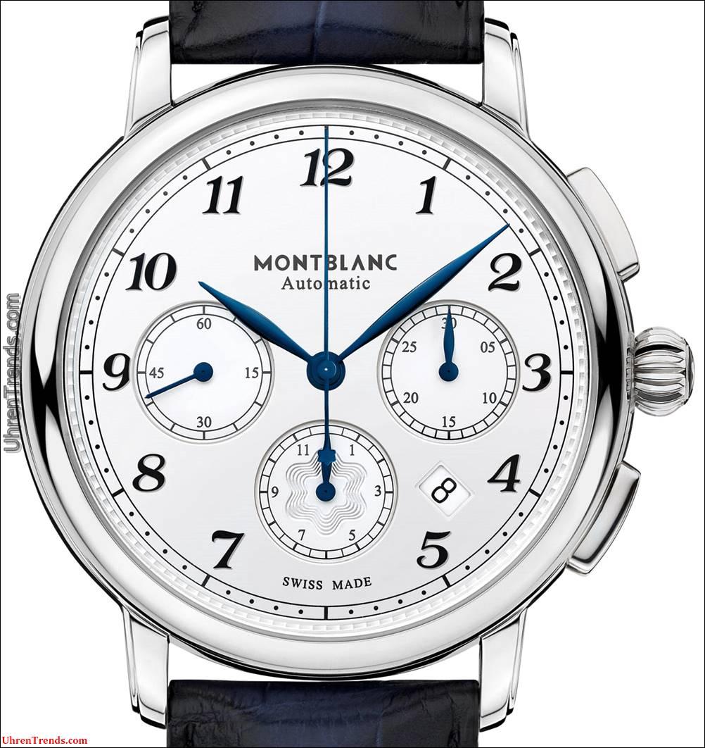 Montblanc Star Legacy Nicolas Rieussec & Star Legacy Automatik Chronograph Uhren