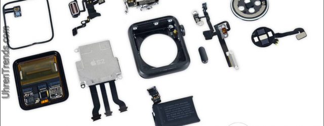 Teardown: iFixit sieht in der Apple Watch Series 2 aus