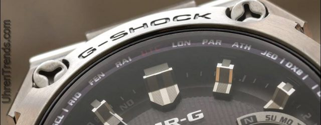 Casio G-Shock MR-G MRGG1000B-1A Watch Review: Die Luxus-Beater
