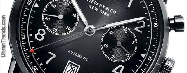 Tiffany & Co. CT60 DLC Schwarz Uhren