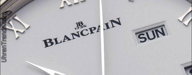 Blancpain Villeret Quantieme Annuel GMT Uhr Hands-On