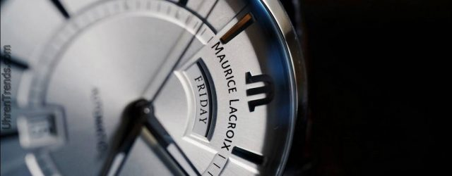 Maurice Lacroix Pontos Day Date Review