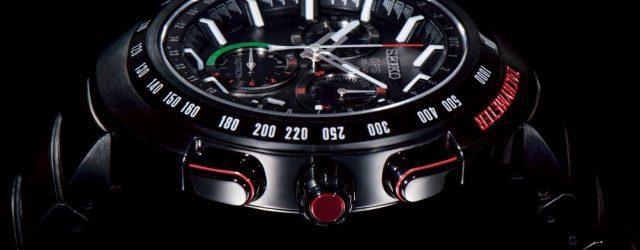 Seiko Astron Giugiaro Design Limited Edition SSE121 GPS-Uhr
