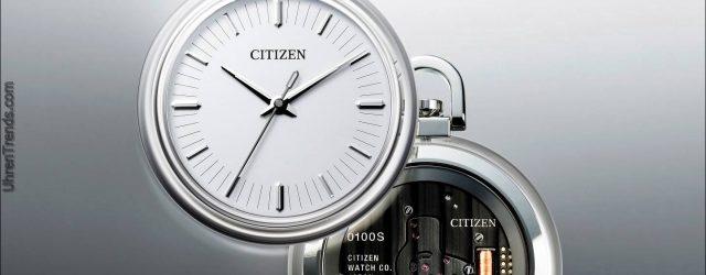 Citizen enthüllt Cal.100 Eco-Drive-Bewegung mit einer jährlichen Genauigkeit von ± 1 Sekunde