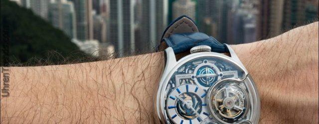 Hong Kong Watch & Clock Fair 2017: Die asiatische Produktionsseite der Uhrenindustrie auf dem Display