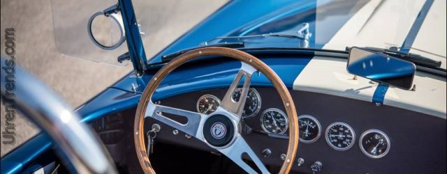 Car & Watch Review: Superformance Shelby Kobra / Baume & Mercier Capeland Shelby Cobra Limited Edition