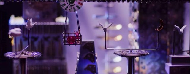 "Seikos Video ""Art Of Time"" mit Tiny Rube Goldberg Machine"