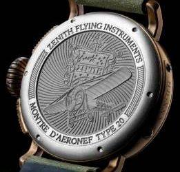 Zenith Heritage Pilot Extra Spezial Chronograph Uhr