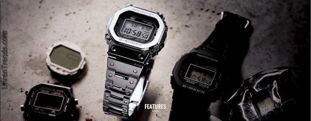 Casio G-Shock GMW-B 5000 D-1 bringt 'Full Metal' zur 5000-Serie