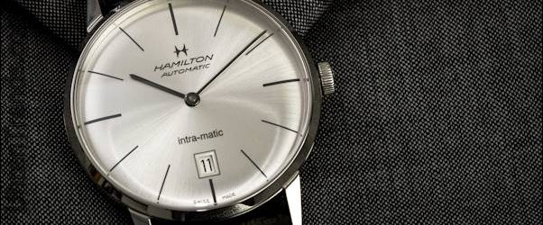 Hamilton Intra-Matic 38 mm Uhr Bewertung