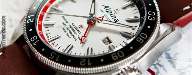Alpina Alpiner 4 GMT Businessuhr